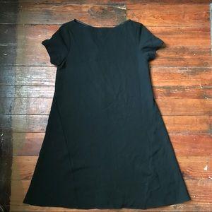 Mm LaFleur black short sleeve dress L